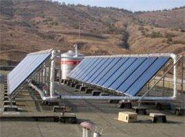 太阳能热水器工程-2