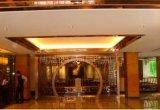 工程装饰不锈钢屏风;花格-酒店墙面双面屏风