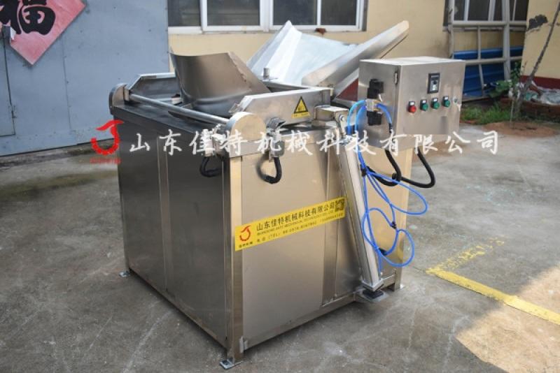 江苏上出料花生米脱油机不锈钢专业生产