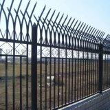 四川小區圍欄網鋅鋼鐵藝護欄網工廠庭院圍牆柵欄