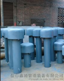 精选**罩型通气帽 蓄水池用20#碳钢弯管型通气管