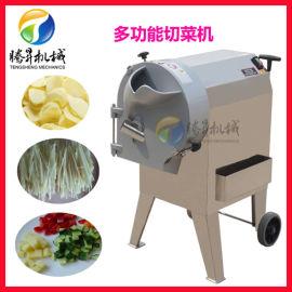 厨房全自动切菜机 土豆切丝机