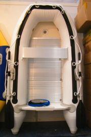 230SA铝合金地板充气龙骨冲锋舟