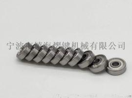 供应SMR137zz英制非标不锈钢轴承