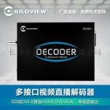 千視電子-單路網路視頻解碼器,rtmp視頻流解碼器