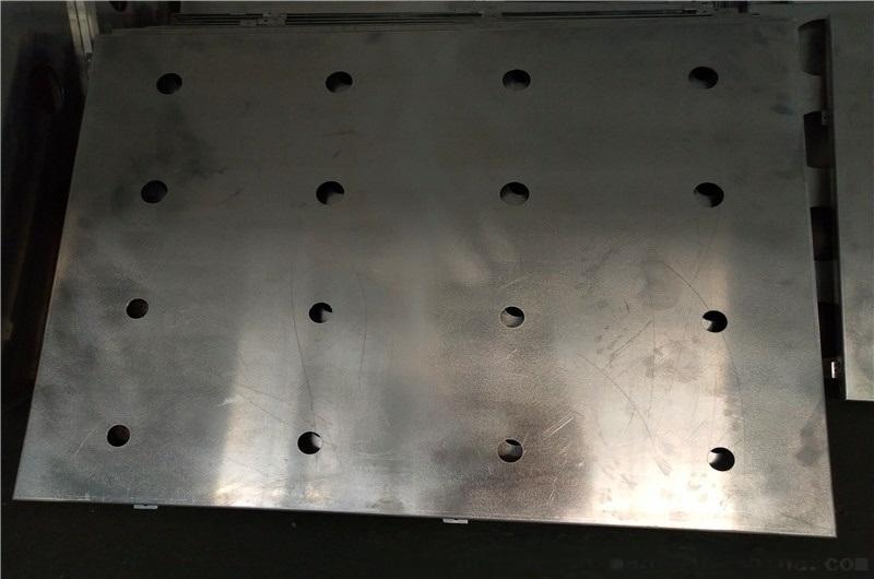 美术馆外墙冲孔铝板 大地影院艺术冲孔铝单板