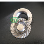 钛合金TC4叶轮钛镁合金航空无人机新能源焊接钨铜