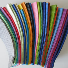 PVC-发泡胶布 地垫 桌垫
