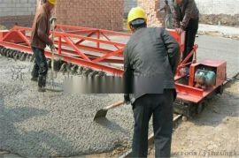 鹤岗混泥土辊滚式摊铺机  电动水泥路面滚平机专业生产