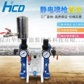 耐腐蚀喷涂气动隔膜泵