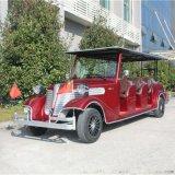12座豪华电动观光车,法国红