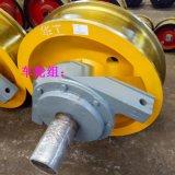 直销500双边被动车轮组 铸钢锻钢车轮组型号齐全