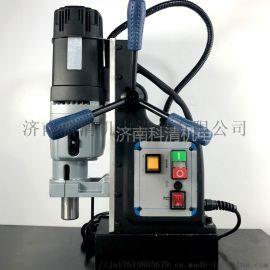 自動定位鑽孔磁座鑽DX-35國產大功率電動鑽孔機