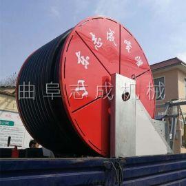 志成移動式遠程噴灌機 JP75-300卷盤式噴灌機