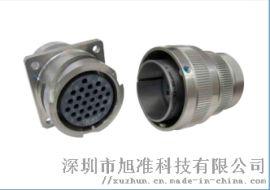 Amphenol安费诺航空插头,圆形连接器T 3400 001 U