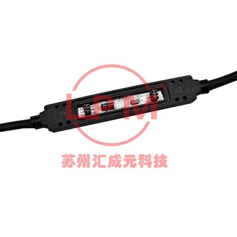 苏州汇成元供安费诺 DB12-5A4M23-DPS700  束