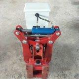 120KN電動液壓夾軌器  一體式安全夾軌器