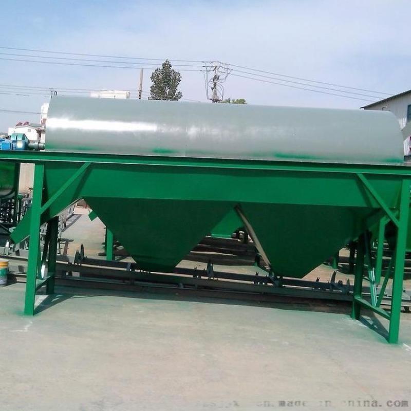 碳钢滚筒筛 砂石滚筒筛分机 粘湿物料筛分