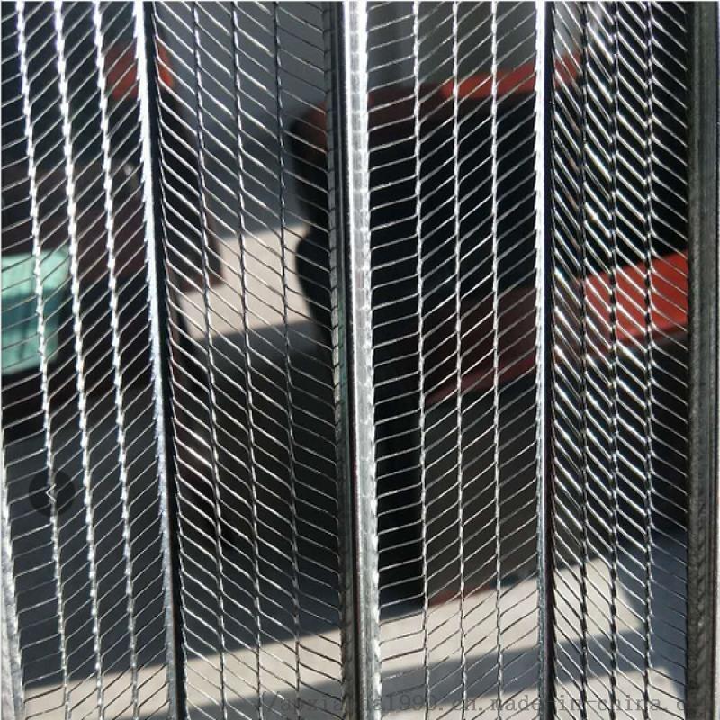 湖南轻钢结构墙体用钢丝网A建筑镀锌模版快易收口网