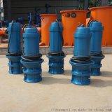 潛水軸流泵是怎麼工作的