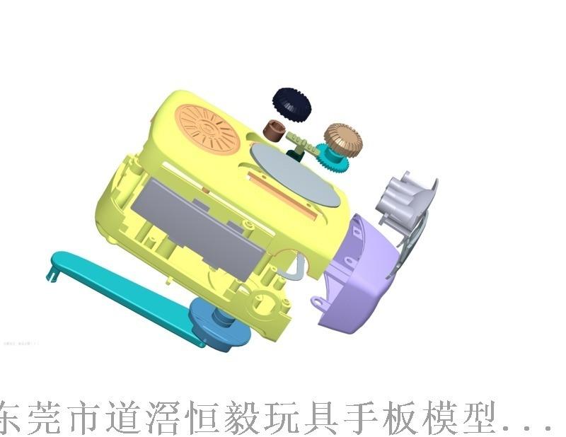 電腦機箱抄數設計,皮包箱配件抄數畫圖,CAD抄數