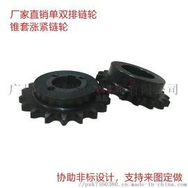 标准单双排链轮、碳钢锥套式链轮、不锈钢链轮