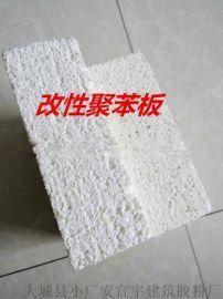 硅脂聚合改良聚苯保温板