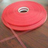 水果包裝袋封口 紅膜3釐封緘膠帶 冬季膠帶