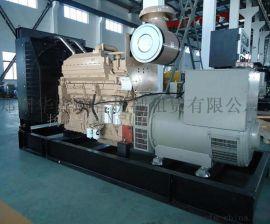 处理二手700KW柴油发电机组原装国产发电机组转让