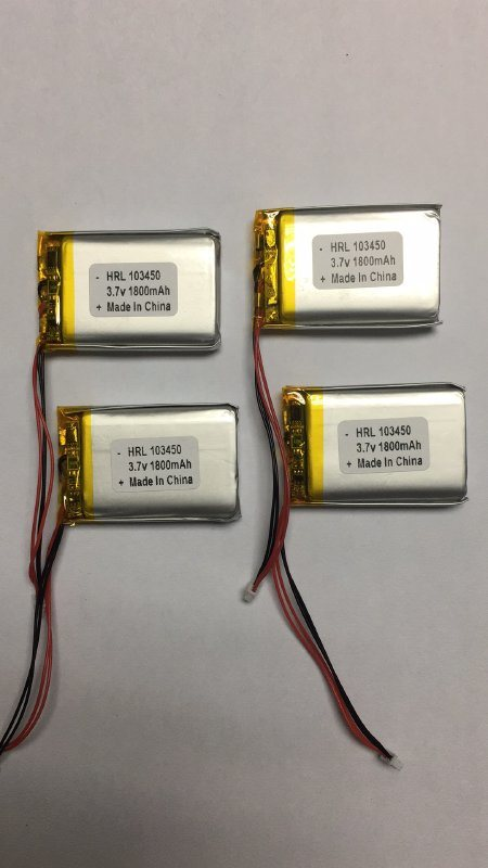 103450-1800mah 聚合物鋰電池廠家