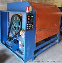 自动化拖曳式抛光机精密工件抛光设备