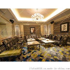 古典轻奢沙发茶几家具
