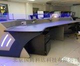 国腾科达单位大厅监控台操作台控制台