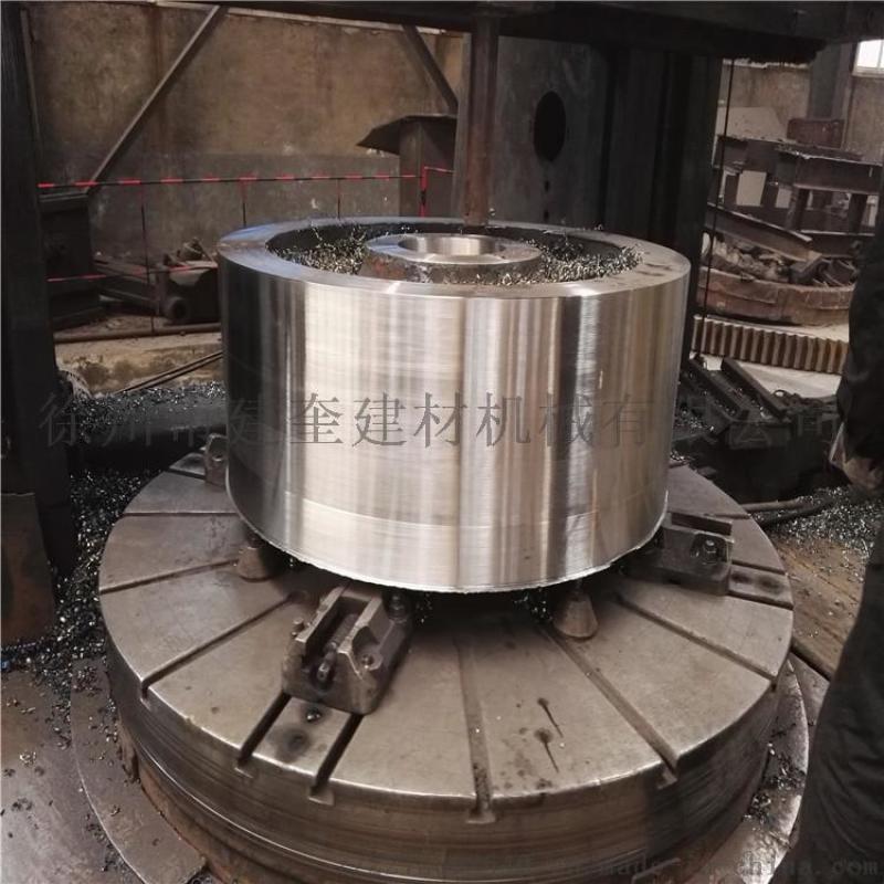 800的陶粒回转窑托轮
