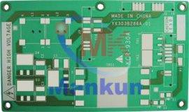 大功率电源用铝基电路板-mk20070119