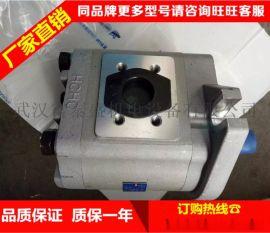 合肥长源液压齿轮泵进口叉车配件 适用于小松叉车 齿轮油泵 37B-1KB-2020 副厂件