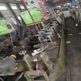 江苏不锈钢制管机 二手工业制管机 欣辰自动管制机装饰管焊管机组