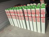 施工标志桩 玻璃钢路口标志桩 限速标识牌阻燃防火