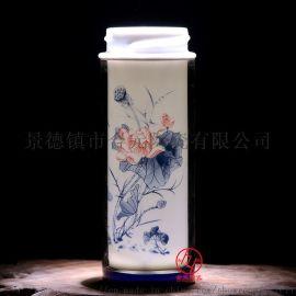 冬日礼品陶瓷保温杯定制