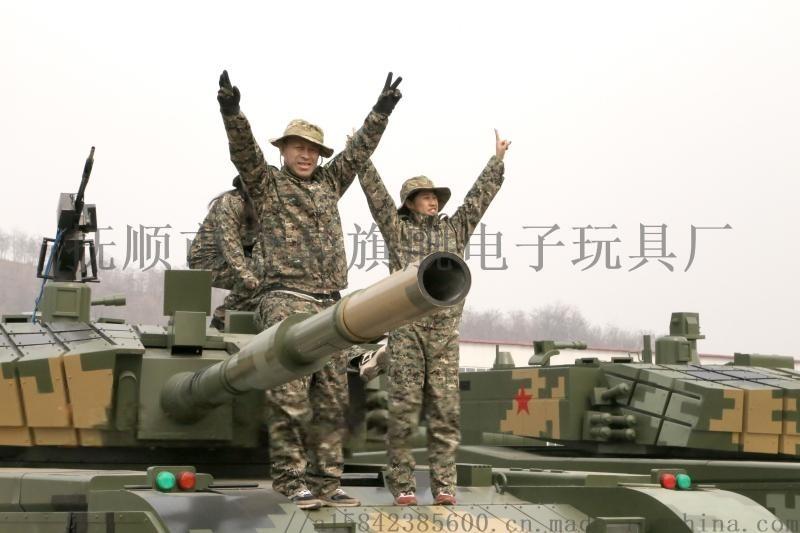 爱国主义国防教育基地器材国防教育设备99A主战坦克
