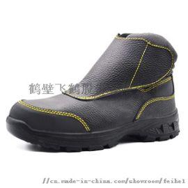 新款电焊防护劳保安全鞋