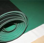 抗静电橡胶板|防静电橡胶皮|磨砂面防静电台垫