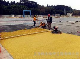 透水混凝土停车场,江苏透水混凝土,桓石2017256南京透水混凝土地坪