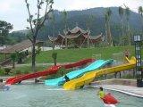 水上樂園兒童滑梯/兒童組合滑梯