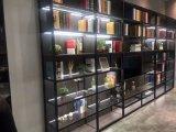 金屬製品定做 201/304不鏽鋼展示架 博古架 不鏽鋼書架