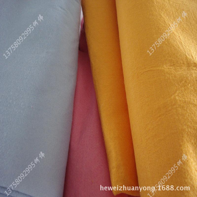 廠家特價供應多種顏色和材質非織布出口抹布_可定做包裝和產品