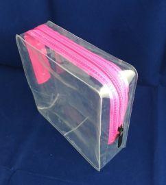 PVC化妆袋 电压袋 胶骨袋 礼品袋 塑料袋 包装袋