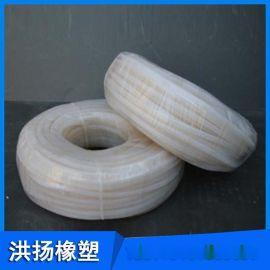 耐高温硅胶条 硅胶管 圆形硅胶条 空心硅胶条