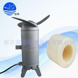 304不锈钢高速潜水搅拌机 水下推进器污水处理设备