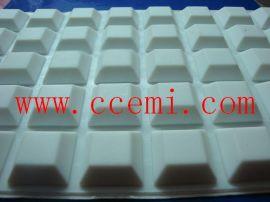 白色橡胶垫,白色橡胶脚垫,白色橡胶防滑垫